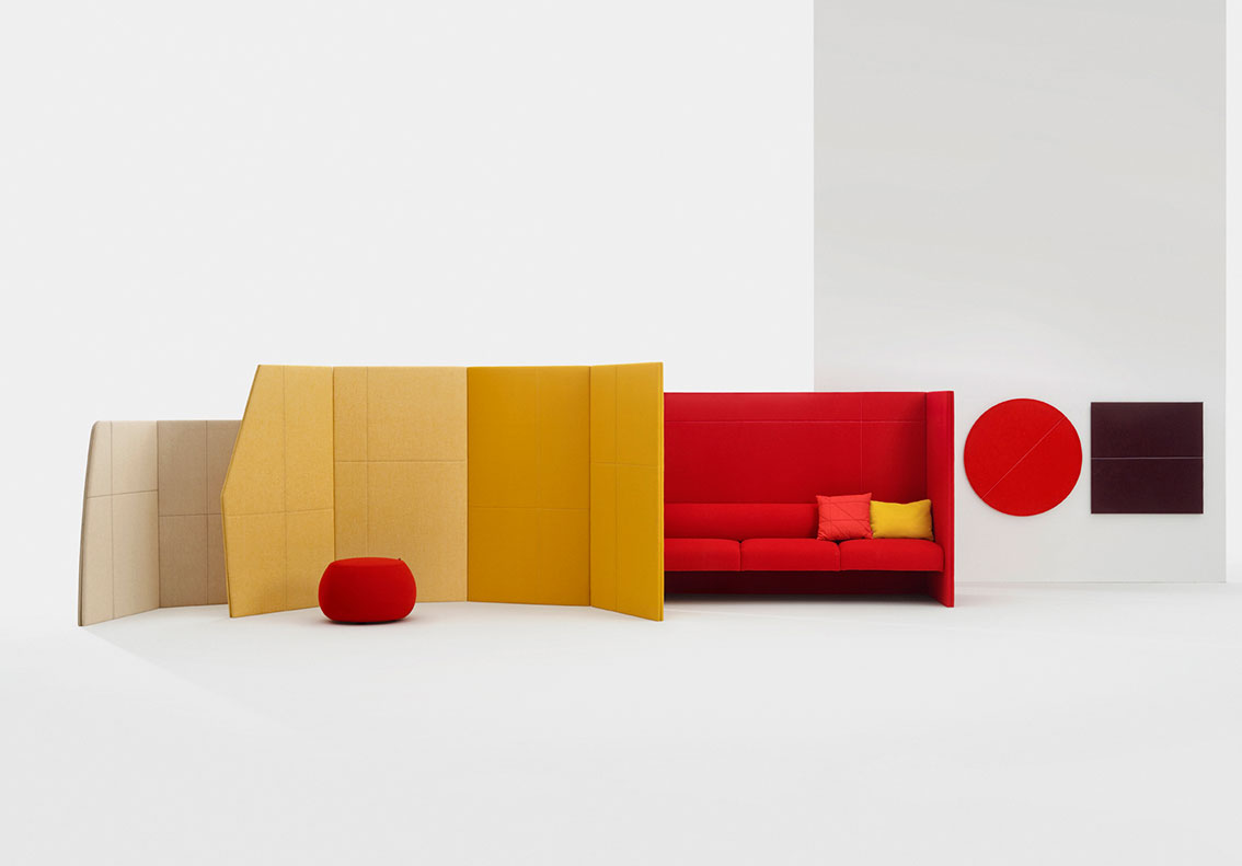 lievore altherr — arper as global project — italy - parentesit collection arper showroom london