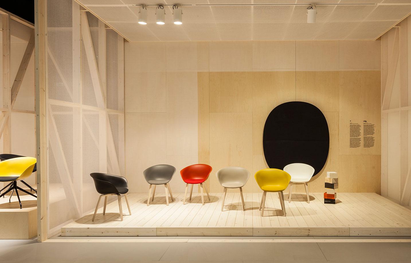 Excellent Lievore Altherr Desile Park Projects For Arper 15 Machost Co Dining Chair Design Ideas Machostcouk