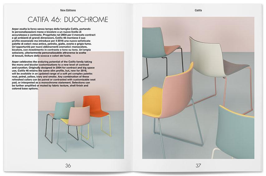 lievore altherr projects for arper 16. Black Bedroom Furniture Sets. Home Design Ideas