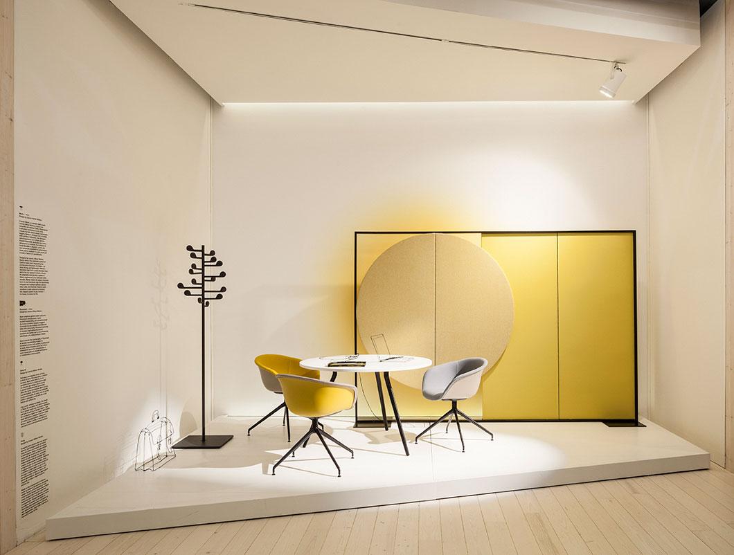Astounding Lievore Altherr Desile Park Projects For Arper 16 Machost Co Dining Chair Design Ideas Machostcouk